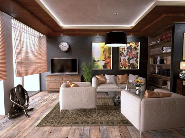 Moderne interiør